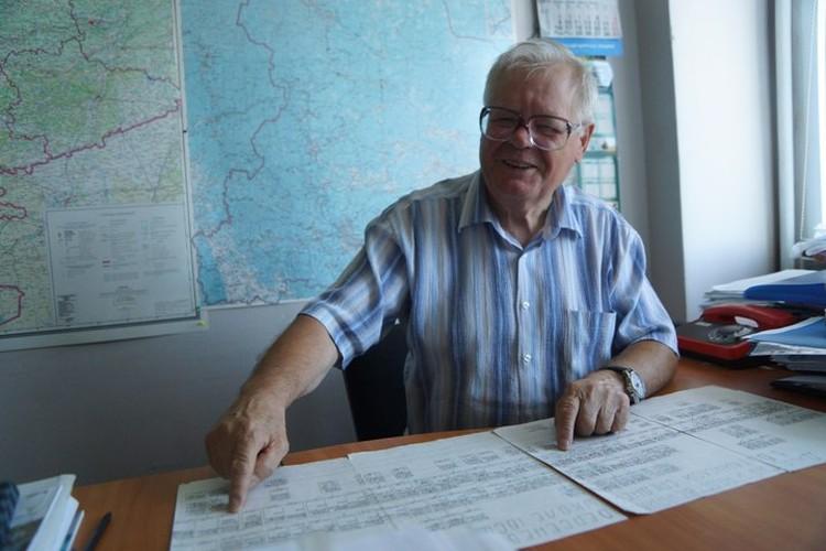 В 1977 году Геннадий Берсенев был начальником производства «Уралвзрывпрома».