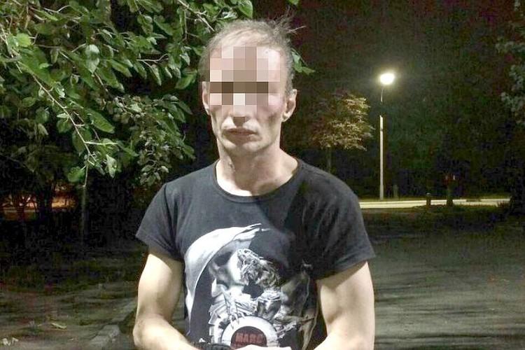 Дмитрия задержали селфи с останками женщины