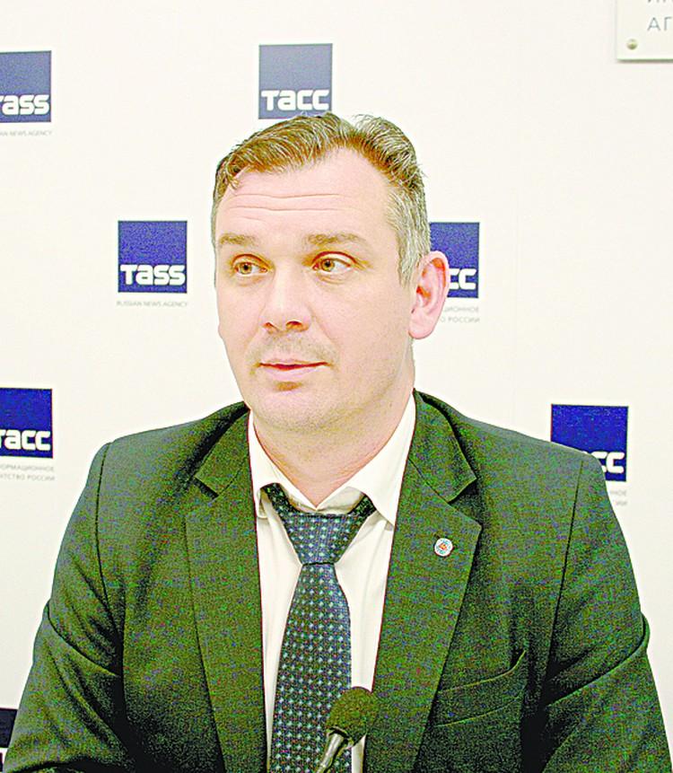 Алексей Бородуля.