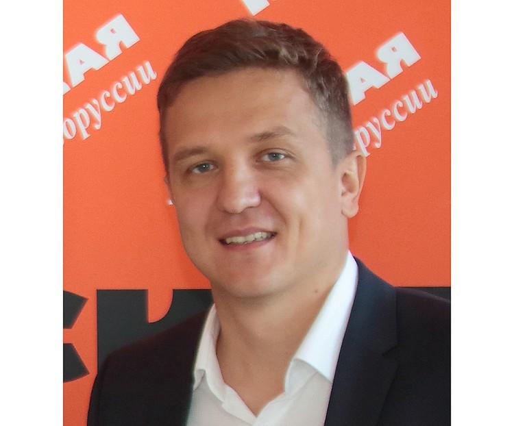 Основатель Школы английского языка EnglishPapa Сергей Сулимов