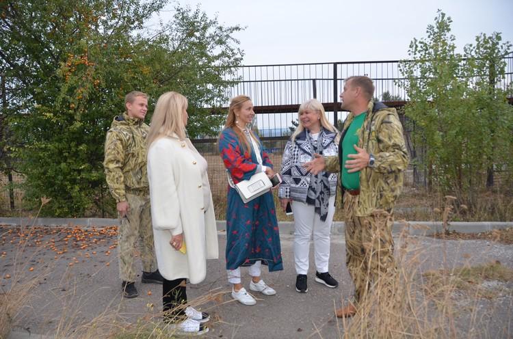 Татьяна Навка отдыхала в Крыму со своими родными. Фото: Татьяна Алексагина.