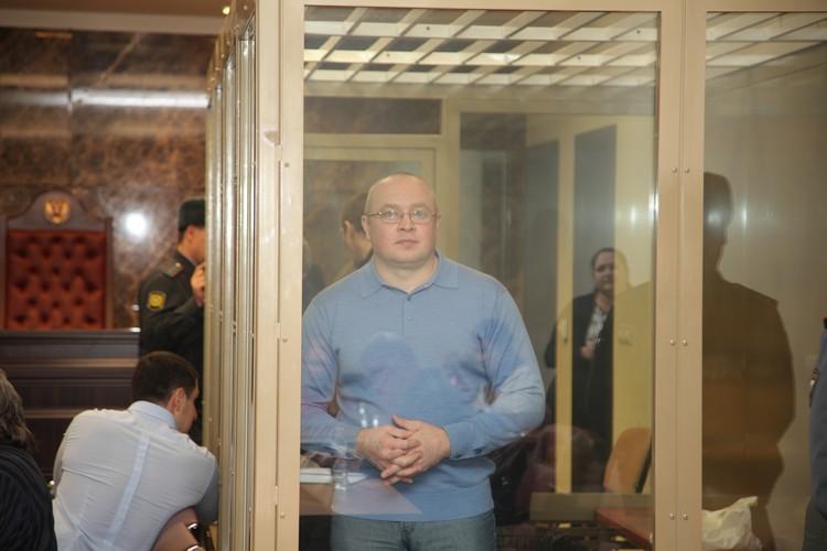 Владимир Запорожец отбывает наказание в Архангельске
