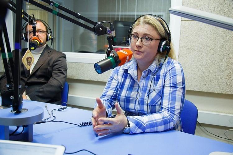 Психолог-консультант Наталия Барашкова