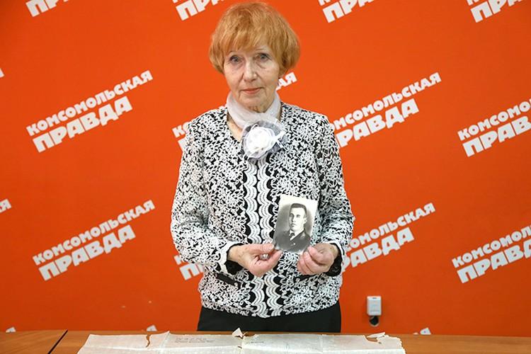 Авелина Анциферова в гостях у «КП». Ноябрь 2017.