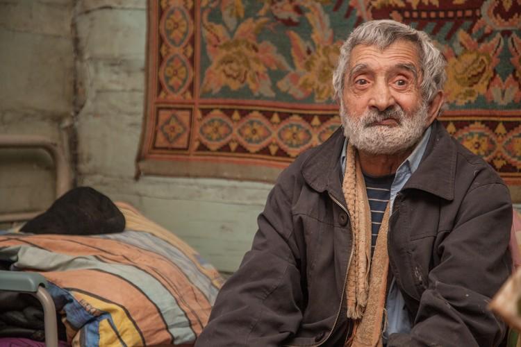 Грант Айрапетов мечтает побывать на родине в Баку