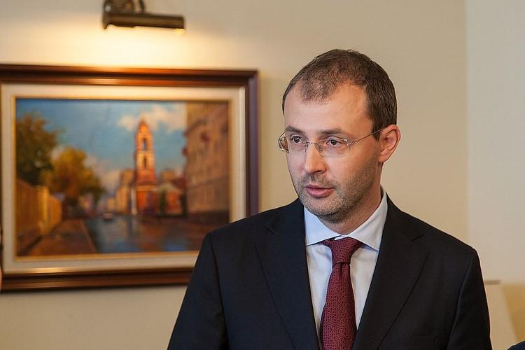 Губернатор Чукотки Роман Копин. Фото: gosnovosti.com