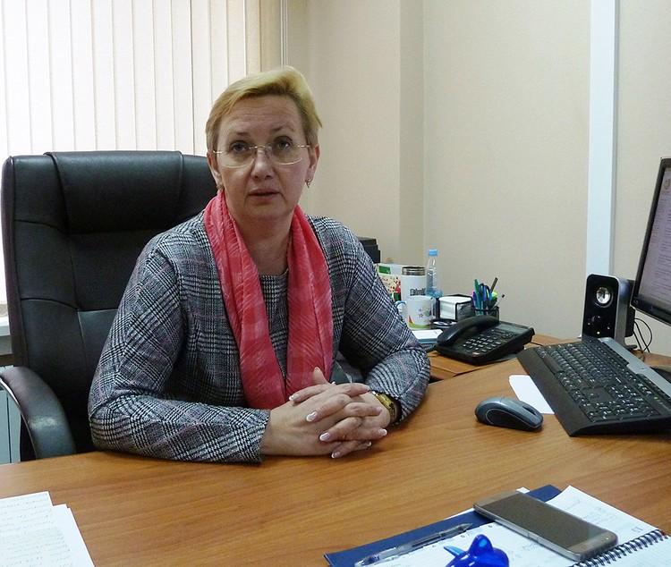 Светлана Денисова уполномоченная по правам ребенка в Пермском крае