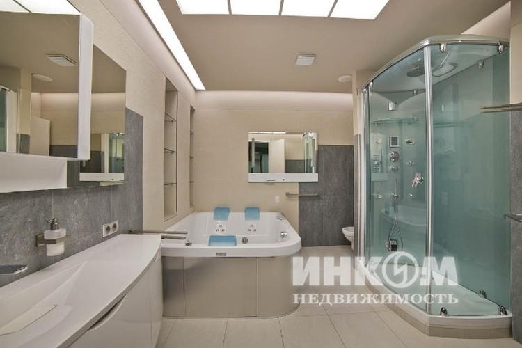 Ванная комната. ФОТО Инком недвижимость
