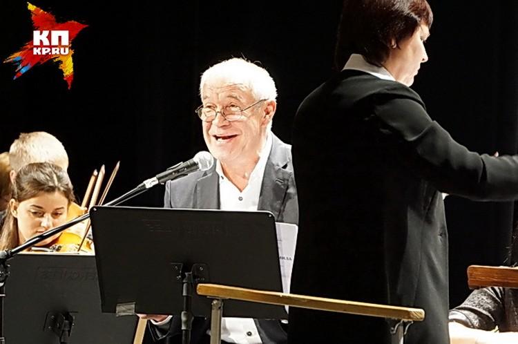 Сергей Гармаш в Воронеже.