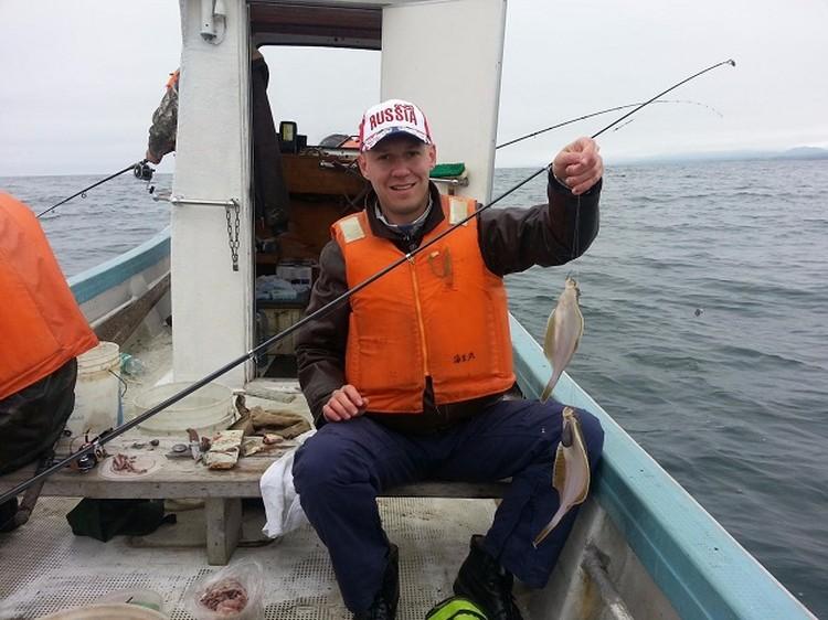 """Роман Филипов любил рыбачить. Фото с личной странички в """"Одноклассниках.ру"""""""