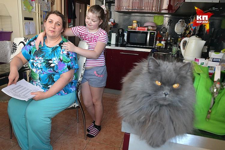 Новый ежемесячный платеж размером в 81 тысячу рублей Юлия смогла отдать только однажды.
