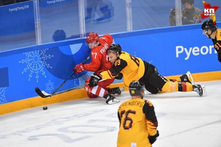 Кирилл Капризов - автор победной шайбы в финале Олимпиады