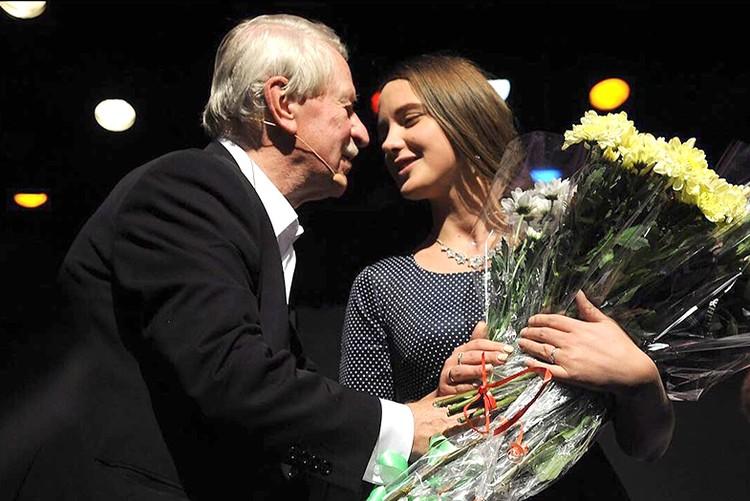 Наталья Краско ревнует супруга к его бывшей жене. ФОТО: instagram.com/natalia_krasko