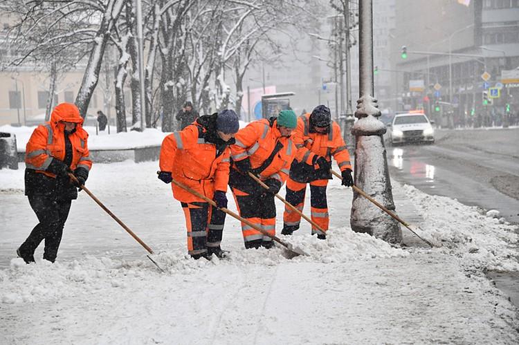 В мэрии заверяют, что городской транспорт и коммунальщики готовы к ухудшению погоды
