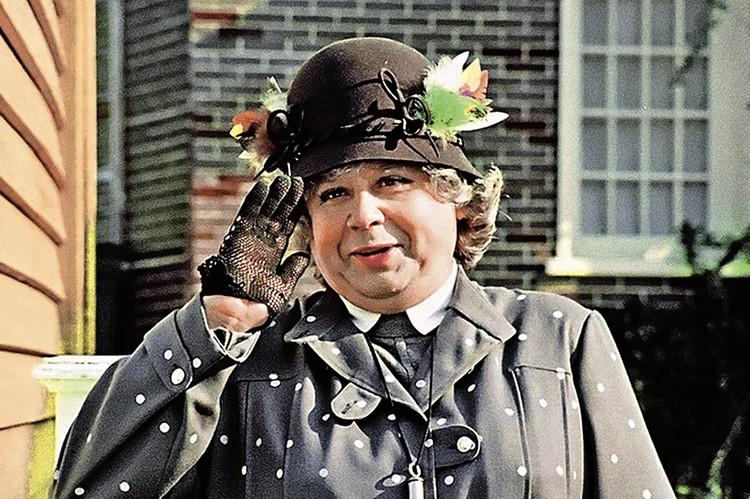 Мисс Юфимия Эндрю, «Мэри Поппинс, до свидания!»