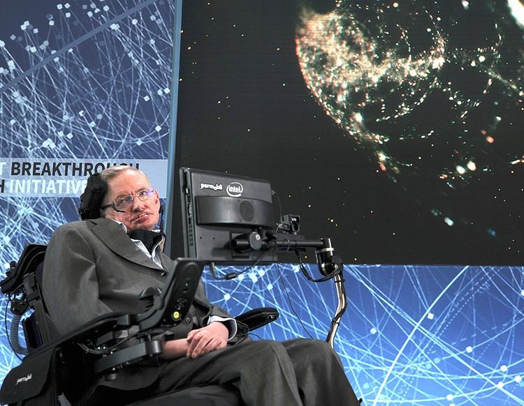C лекциями о популяризации науки Хокинг объехал весь мир.