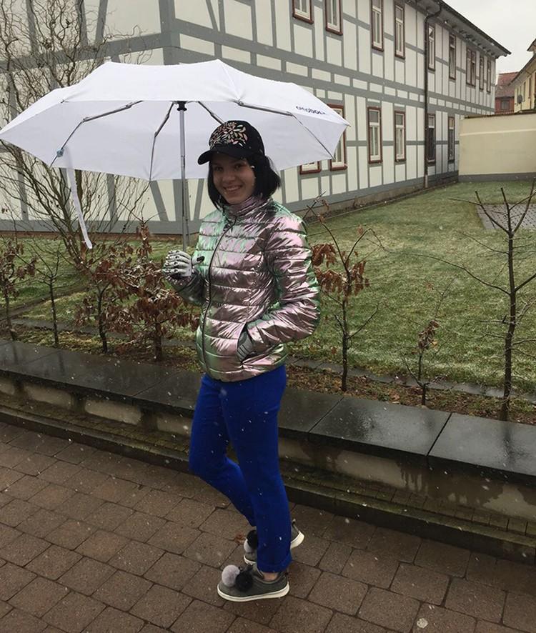 Почти месяц Рита Грачева и сопровождающая ее мама Инна Владимировна провели в немецком городке Дудерштадт