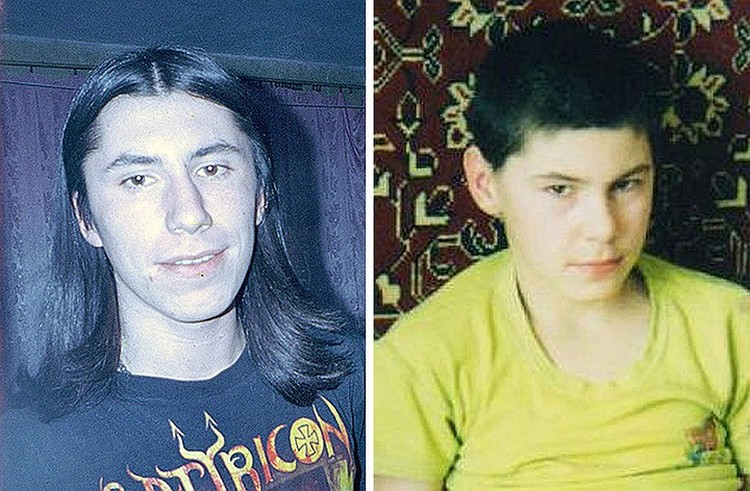 Слава и Петя Кисляковы, в детстве пережили самый громкий в Томске полтергейст. Оба умерли в 30 с небольшим лет.