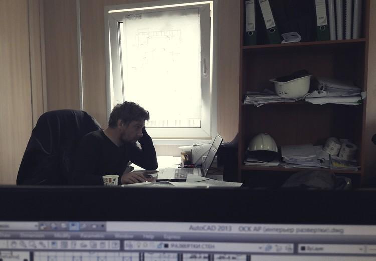 Андрей Дробышев занимается фрилансом уже восемь лет.