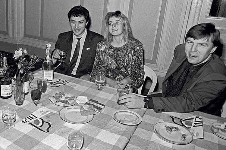 Дружба, а потом ссора с Немцовым - это во многом переломный момент в жизни Климентьева. Фото: Николай МОШКОВ