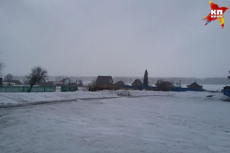 Поселок Трещевский