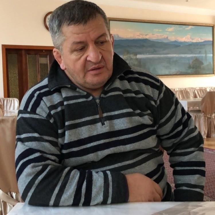 Абдулманал Нурмагомедов. Фото: личная страница героя публикации в социальных сетях