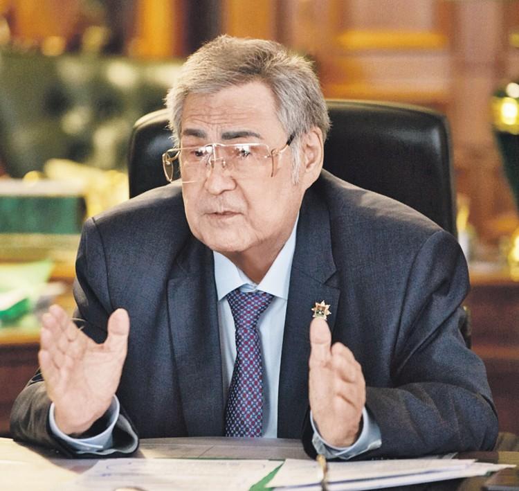 Тулеев ушел в депутаты. Фото: Администрация Кемеровской области