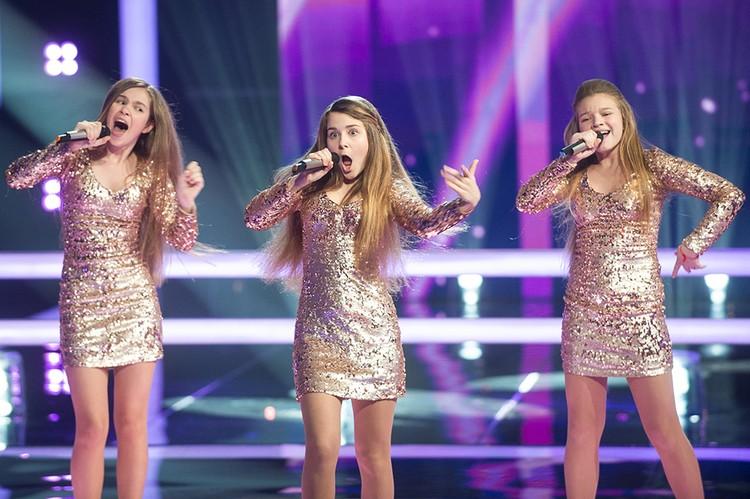 В эфир вышел первый выпуск поединков шоу «Голос. Дети — 5». Фото: Максим ЛИ