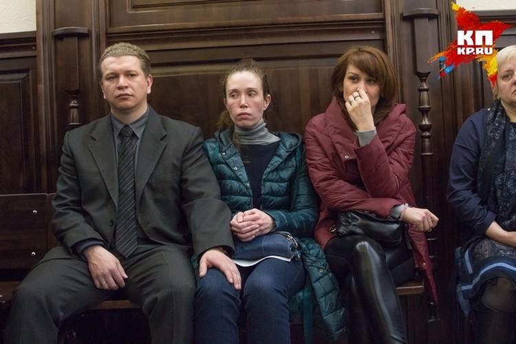 Родственники погибших настаивали на аресте Сергея Генина