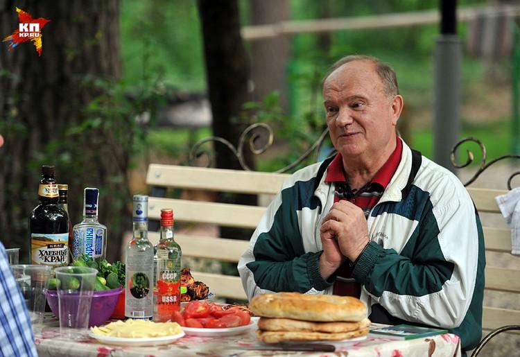 Самым богатым главой фракции Госдумы за прошлый год стал лидер КПРФ Геннадий Зюганов