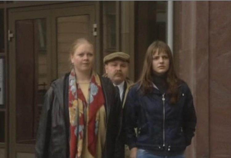 "Боярская в сериале ""Ключи от смерти"" - 2001 год. Фото: кадр из фильма."