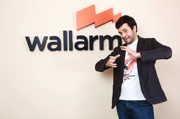 Иван Новиков, 29 лет, CEO Wallarm.