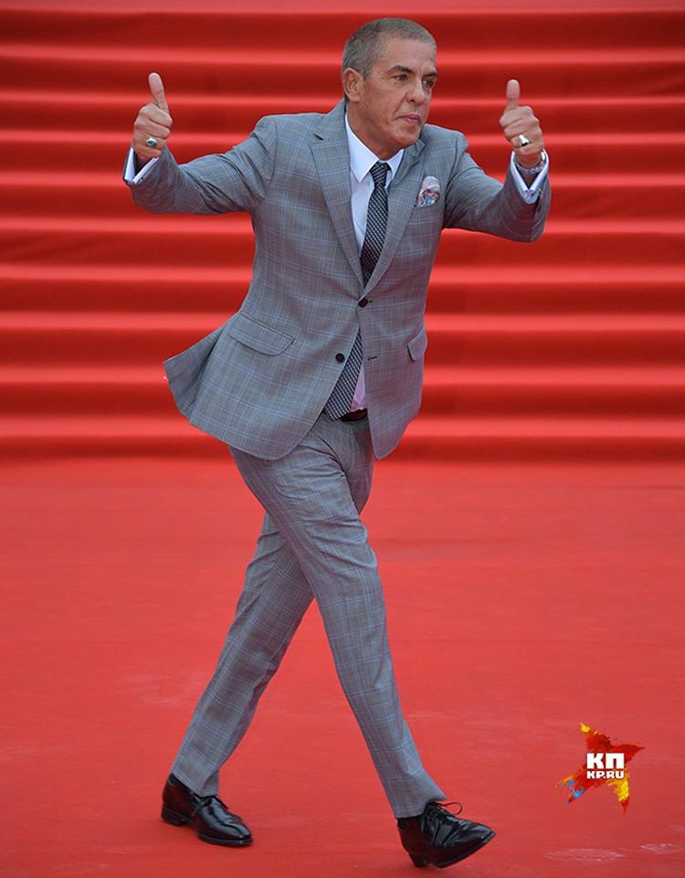 """Звезда фильма """"Такси"""", французский актер Сами Насери был председателем жюри короткометражного кино"""