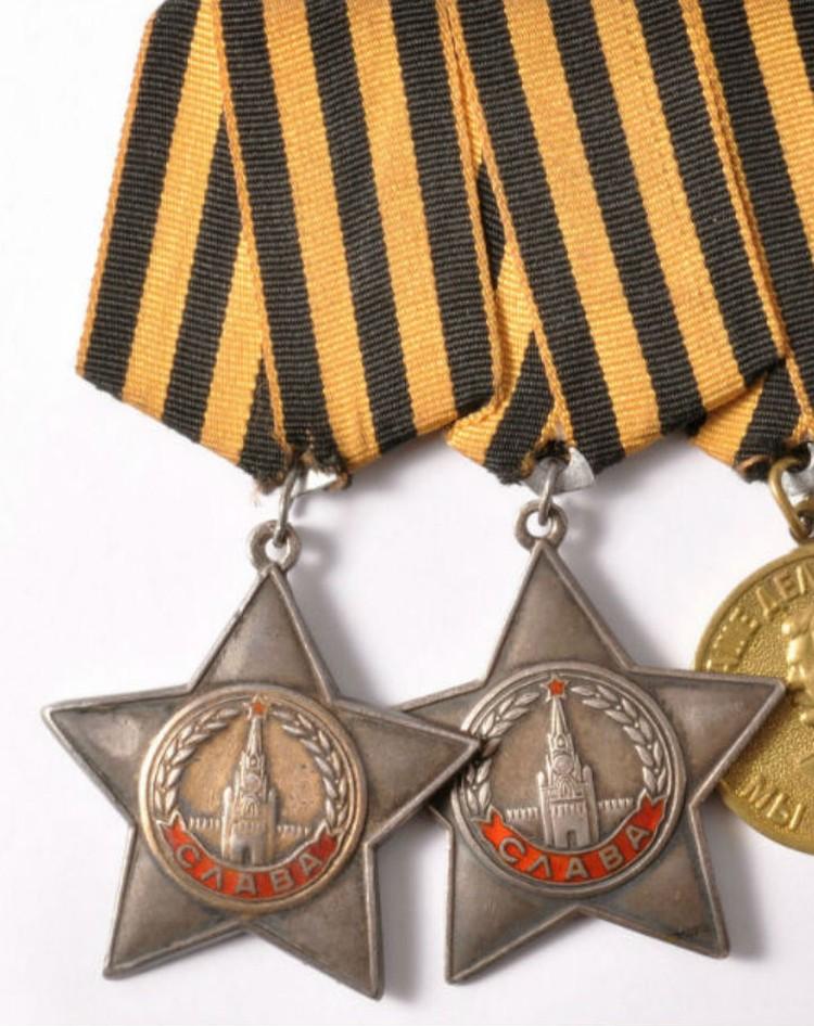 Орден Славы. ФОТО: www.vitber.lv