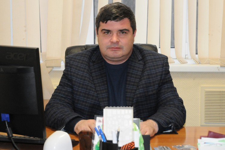Владимир Богачев, генеральный директор ООО «РИЦ».
