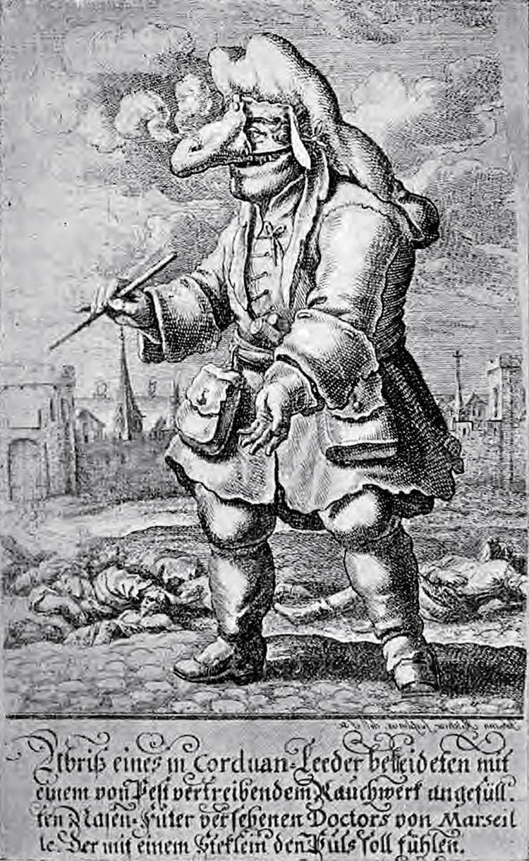Европейцы испытывали страх перед чумой со времен Средневековья.