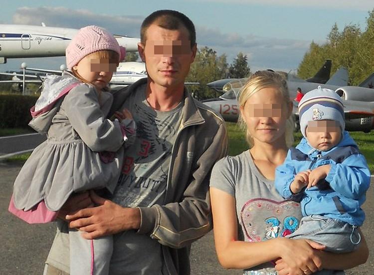 Семейный снимок Муратовых.