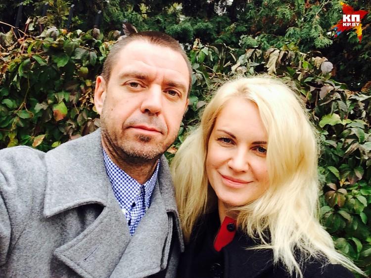 Светлана всегда чувствовала, что Сергей надежная опора и лучший друг. Фото: личный архив.