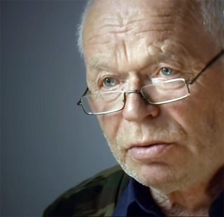 Геолог Владимир Кузнецов работал в районе перевала Дятлова в 1968 году