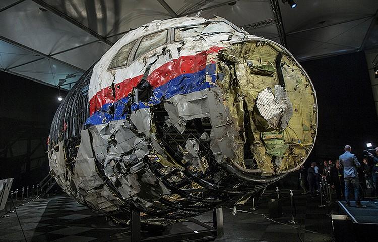 Голландский парламент отказался привлекать Украину к ответственности за катастрофу рейса МН17