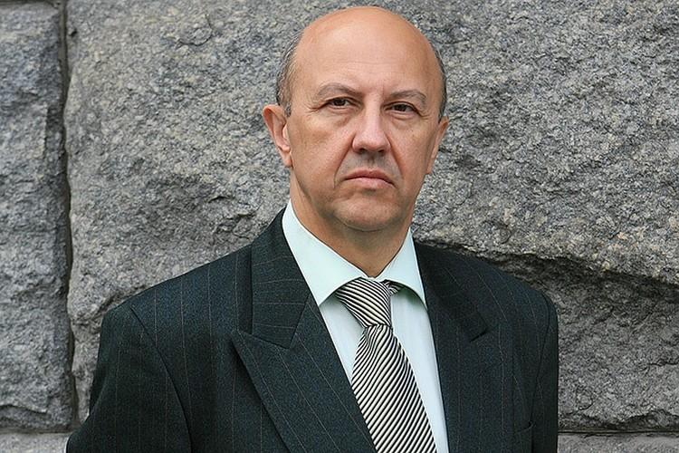 Историк, директор Института системно-стратегического анализа Андрей Фурсов. ФОТО Личный архив