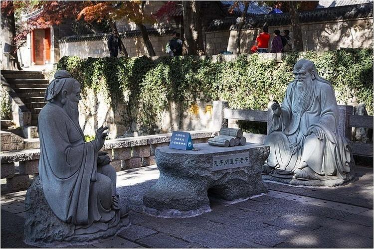 Родина Конфуция приглашает в гости. Фото: travelshandong.com.