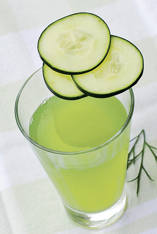 Огуречный лимонад Фото: globallookpress.com, фотобанк Лори
