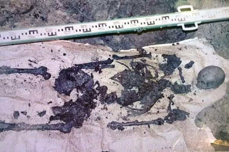 В 1991 году найденные останки складывались в обыкновенный оружейный ящик. Фото: Мемориал Романовых