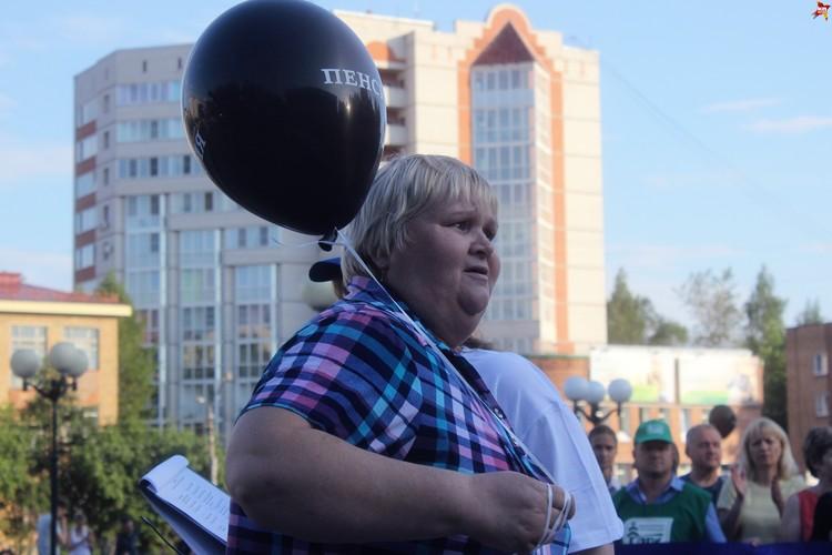 Елена Морозова рассказала об обиде на государство