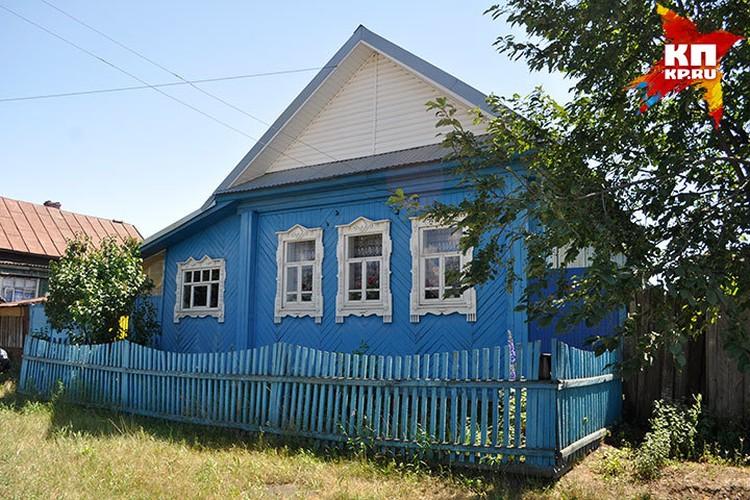На месте этого дома в Камбарке когда-то стоял тот, в котором жила семья Анны Кузьминых. Ее родственники до сих пор живут здесь. Фото: Алена Селезнева
