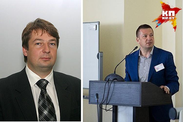 «Когда стал профессором, ужаснулся своему отражению в зеркале и сбросил 20 кг», - говорит Кирилл Прощаев. Фото: Личный архив