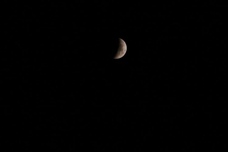 Лунное затмение 27 июля 2018 года наблюдали и россияне