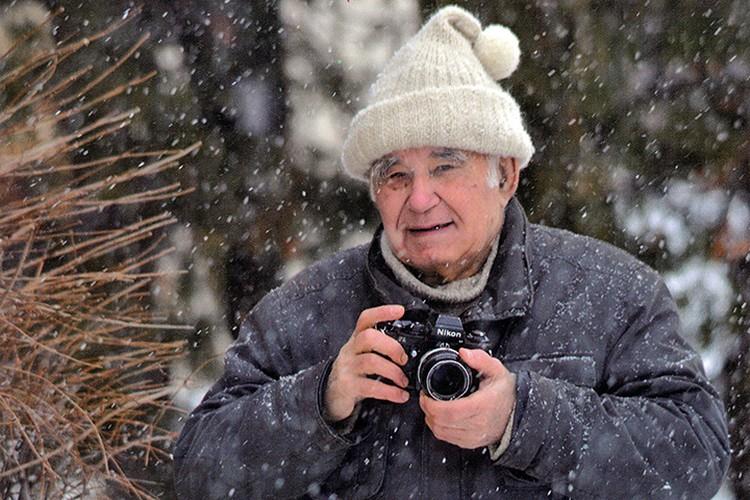 Около полувека назад он распахнул для всех читателей «Комсомолки» «Окно в природу». Фото: Жданов Сергей