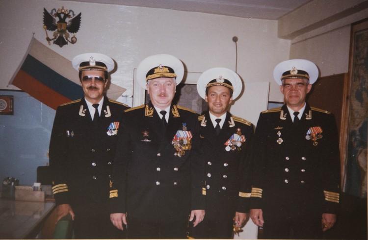 Капитан Белогунь погиб на взлете. Фото: Из семейного архива. Пересъемка: Александр ГЛУЗ